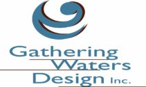Gathering Waters Design Logo