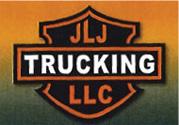 JLJ Trucking Logo