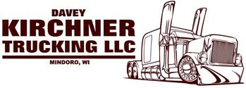 Kirchner Trucking Logo