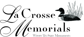 La Crosse Memorials Logo