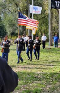 Fort McCoy Color Guard